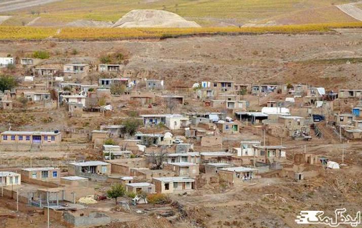 روستای قصر قجر آشخانه