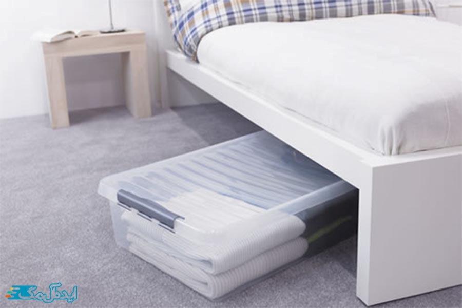 زیر تخت ها