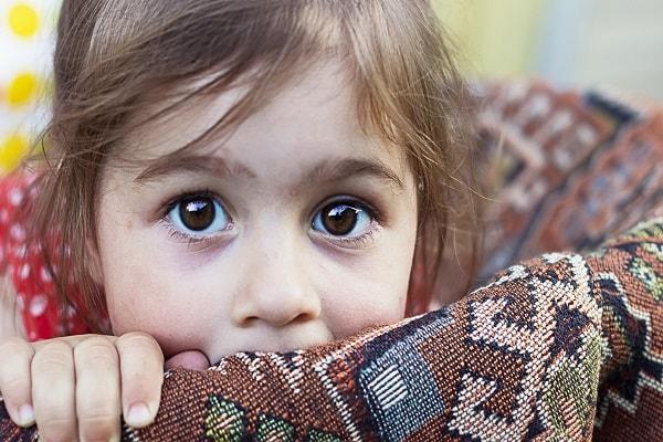 علائم ترسناک در کودک