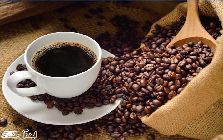 قهوه یا چای کافئیندار