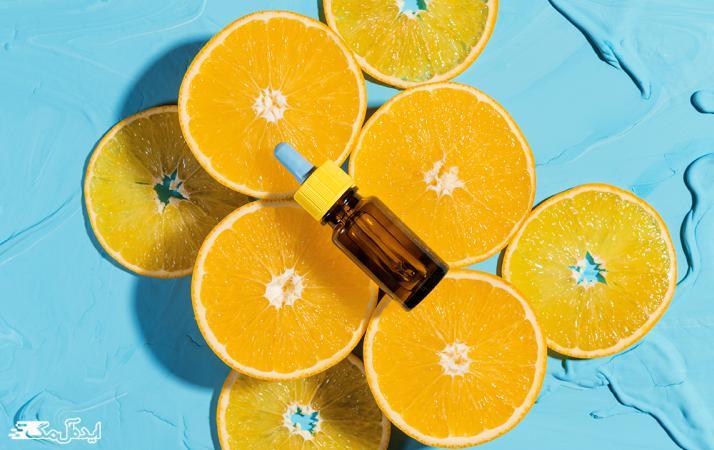 اهمیت ویتامین C در بدن