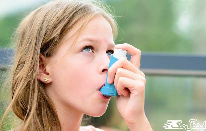 پیشگیری از بروز علائم آسم