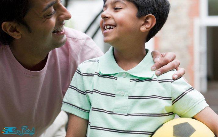 کودکان و قرنطینه | با کودکان ورزش کنید