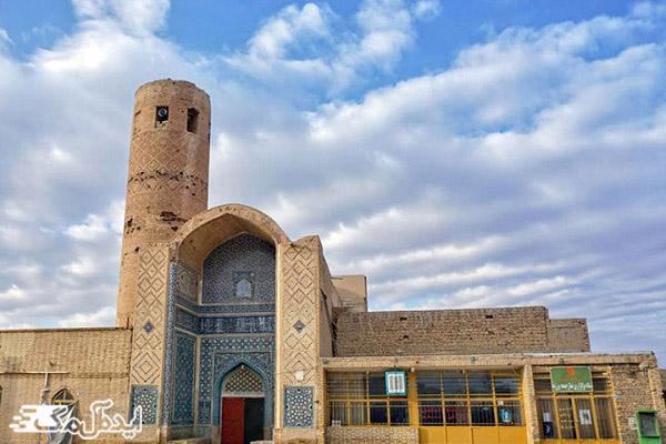 مسجد ورزنه