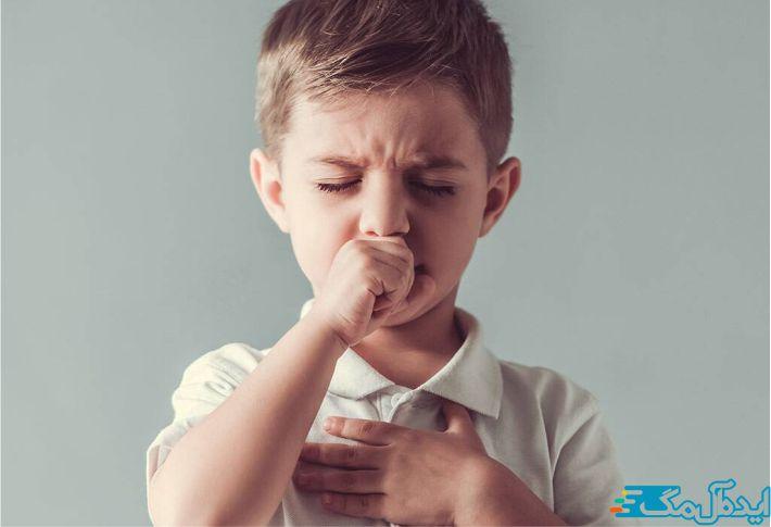 سرفه خشک در کودکان