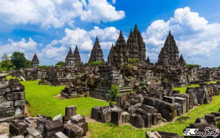 اندونزی از پرجمعیت ترین کشورهای جهان