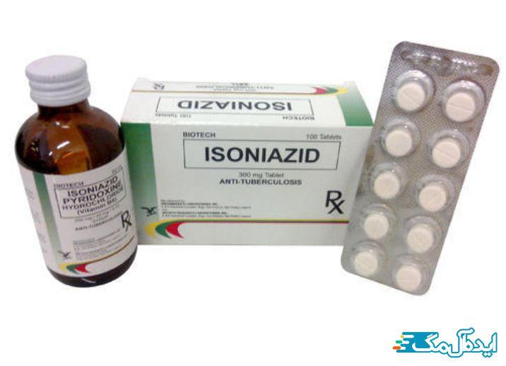 داروی Isoniazid