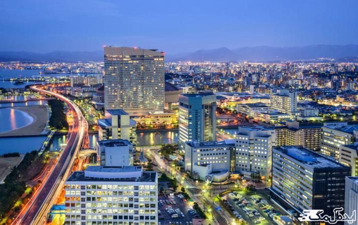 ژاپن از پرجمعیت ترین کشورهای جهان