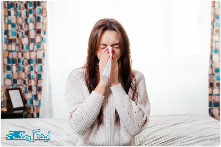 عوارض خطرناک آلرژی