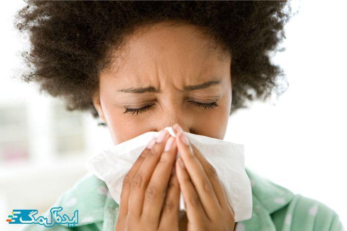 دلایل ایجاد آلرژی