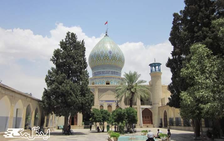 آرامگاه امامزاده حمزه بن موسی