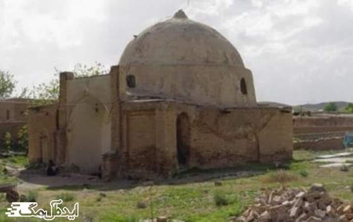 آرامگاه شاهزاده محمد