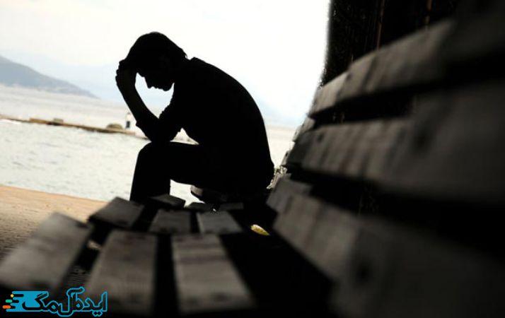 افسردگی و لرزش دست