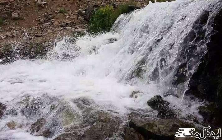 رودخانه دربند سنخواست