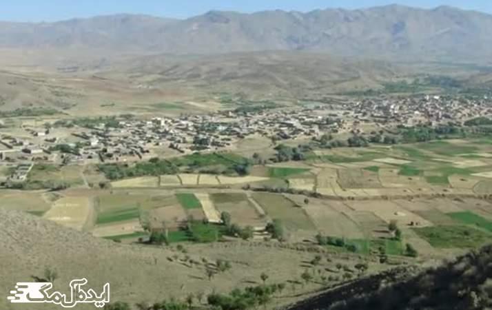 روستای بام