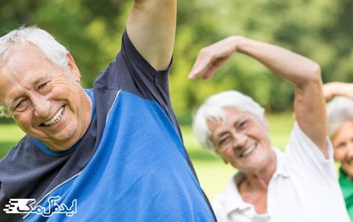 ورزش سالخوردگان