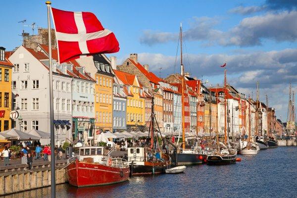 معرفی کشور دانمارک