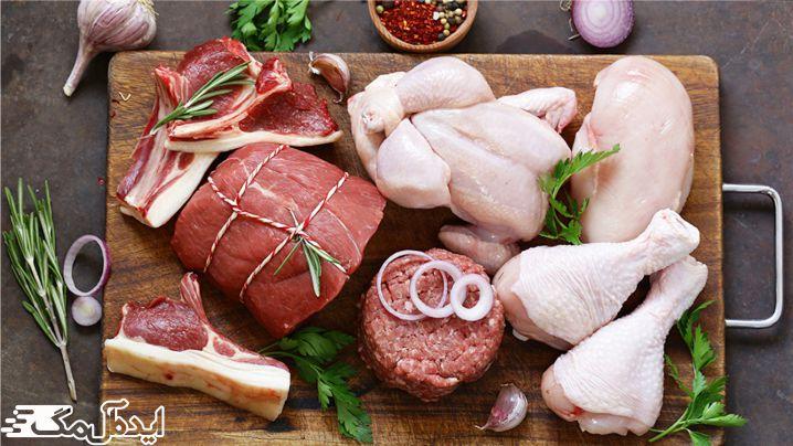 تاثیر گوشت بر آلزایمر