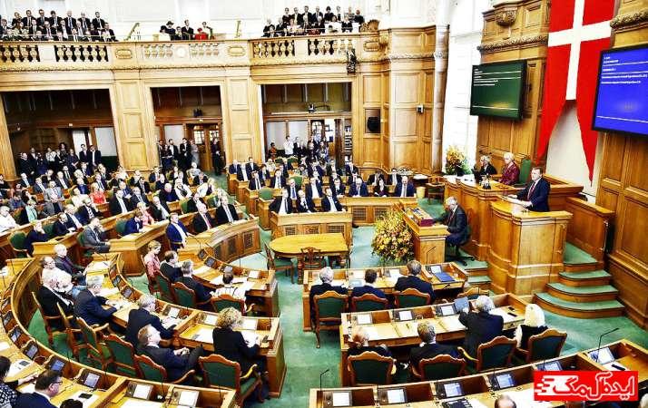 انتخابات در دانمارک