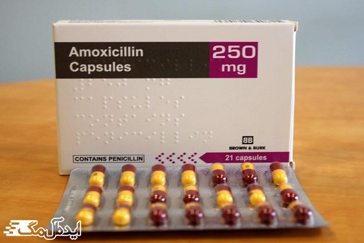 آموکسیسیلین