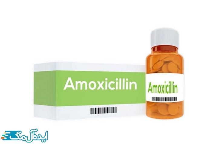 آموکسیسیلین بسته به عفونتی که درمان میشود، معمولاً هر هشت تا دوازده ساعت مصرف میشود