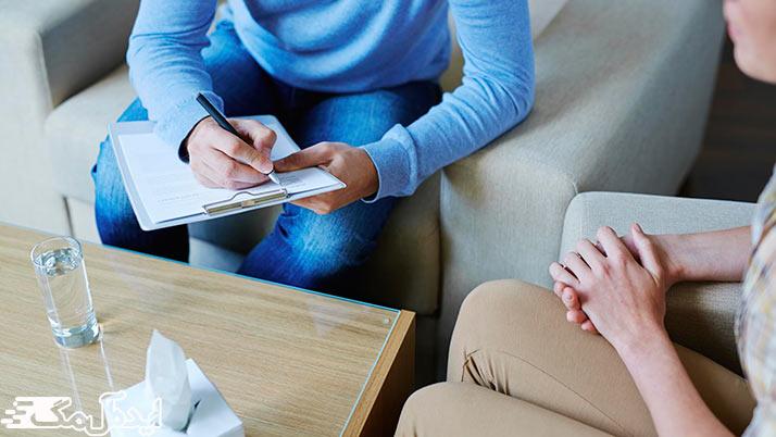 کمک گرفتن از روانشناس برای مدیریت خشم و عصبانیت