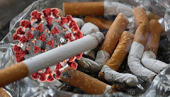 افرادی که سیگار می کشند ممکن است گیرندههای بیشتری برای کرونا ویروس جدید داشته باشند