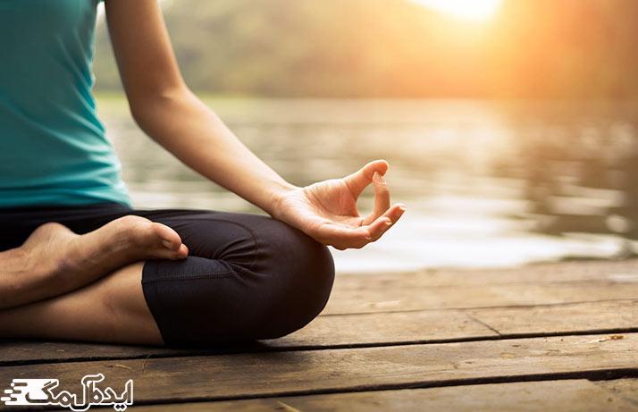 نقش یوگا در مدیریت خشم