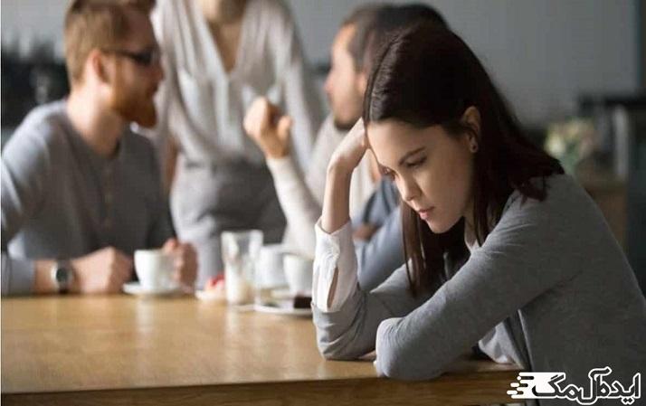علائم اختلال شخصیت اسکیزوئید