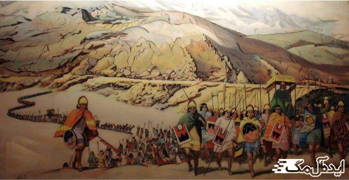 تاریخ اینکاها
