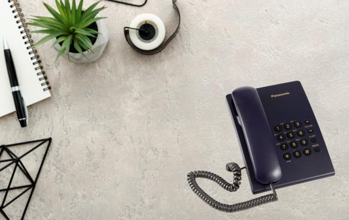 تلفن رومیزی پاناسونیک مدل KX-TS500MX
