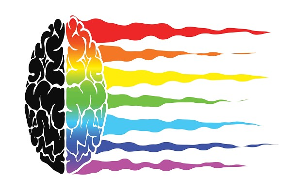 روانشناسی رنگ: آیا بر احساس شما تأثیر میگذارد؟