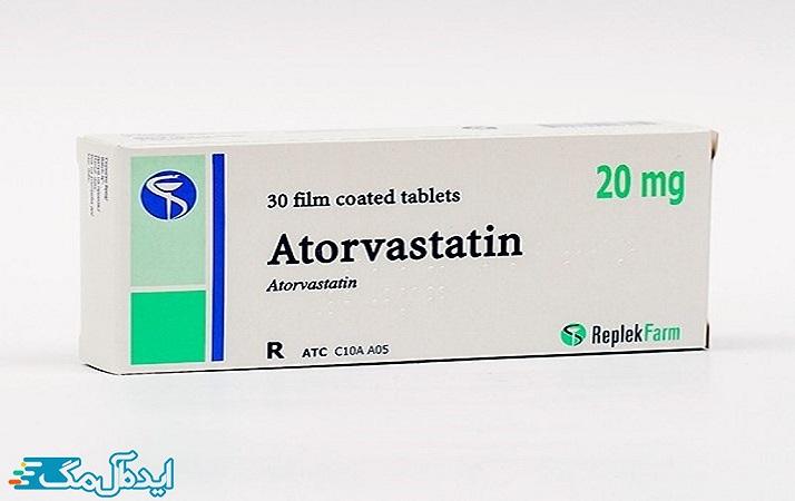 آتورواستاتین را دقیقاً مطابق تجویز پزشک خود مصرف کنید
