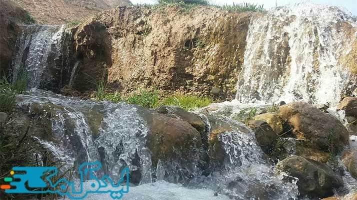 آبشار دره سده در خواف