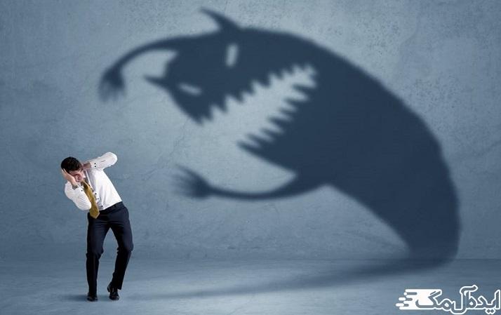پاسخ ترس برای مقابله با خطرات جسمی قریبالوقوع طراحی شده است.
