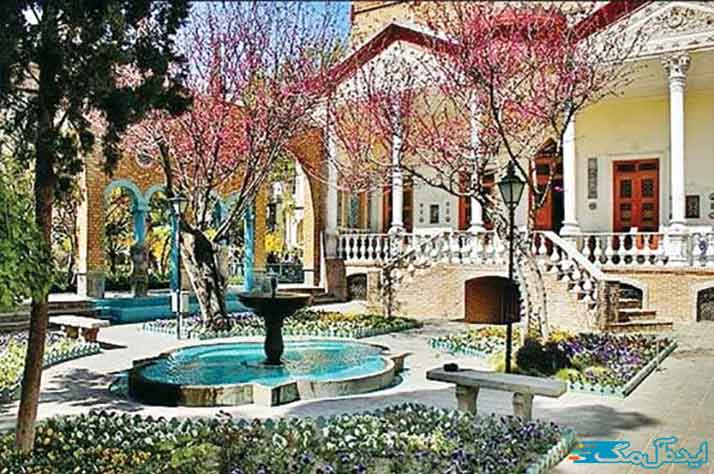 خانه مقدم از دیدنی های تهران