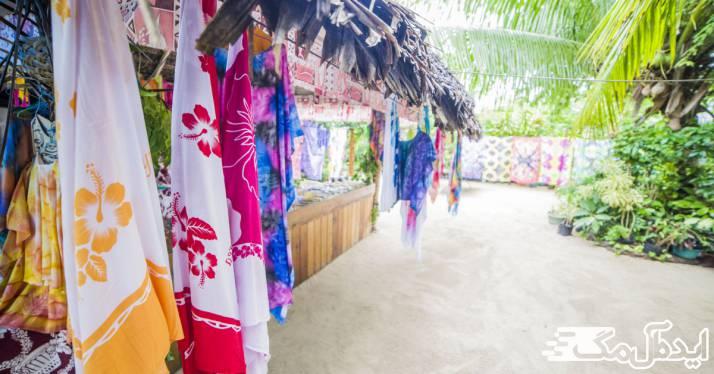خرید در بورا بورا