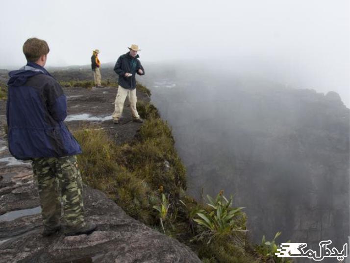 رفتن به کوه رورایما
