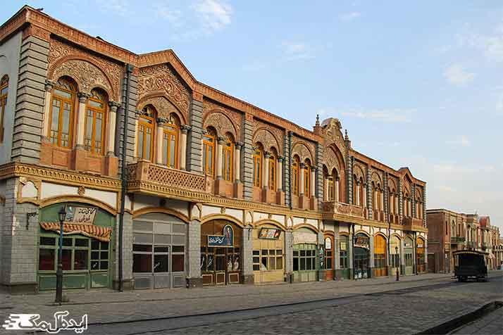 شهرک غزالی از نقاط دیدنی تهران