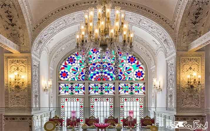 صاحبقرانیه از مکان های دیدنی تهران