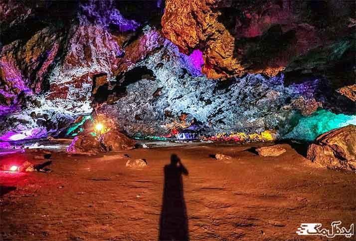 غار مزدوران (غار مزداوند)