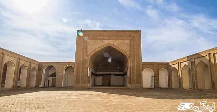 مسجد جامع گناباد