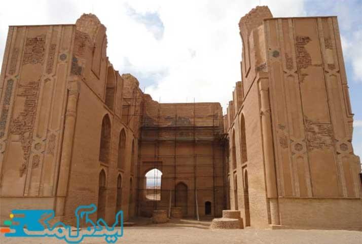 مسجد ملک زوزن از جاذبه های گردشگری خواف