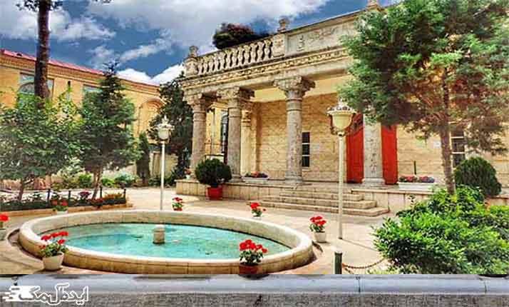 معبد ادریان از مکانهای دیدنی تهران