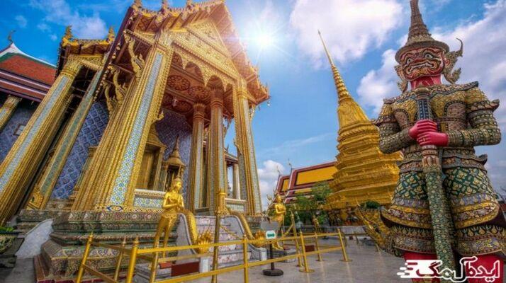 معرفی بهترین معابد تایلند