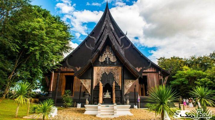 معرفی کامل معبد سیاه