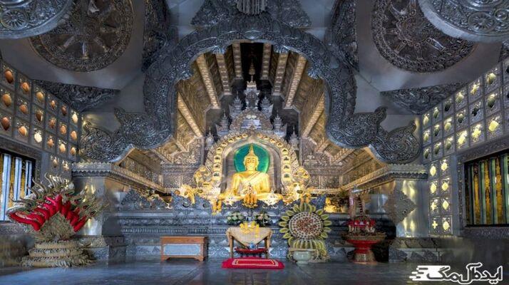 معروف ترین معبدهای کشور تایلند
