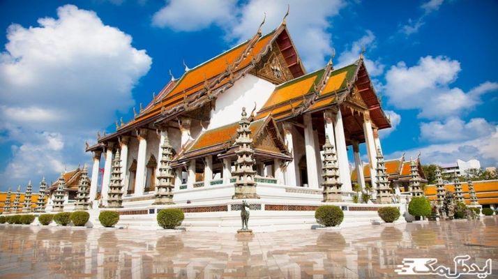لیست بهترین معبدهای کشور تایلند