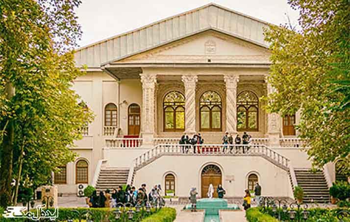 موزه سینمای ایران از مکان های دیدنی تهران