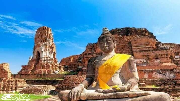جاذبه های گردشگری کشور تایلند؛پارک آیوتایا